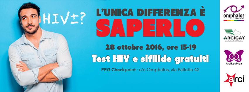 test hiv perugia umbria