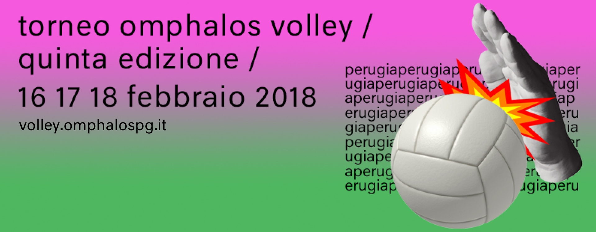 torneo volley perugia 2018