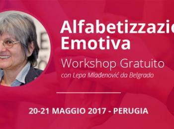 [Workshop] Seminario gratuito sull'Alfabetizzazione Emotiva